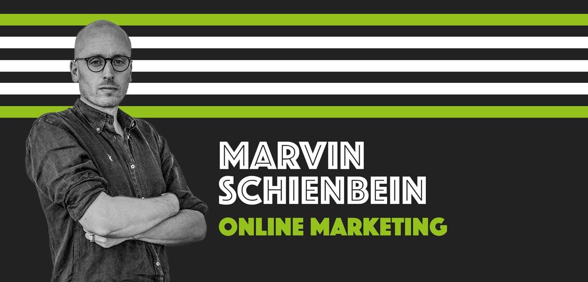 Marvin Schienbein - Ihr Online Marketing Experte aus Kassel