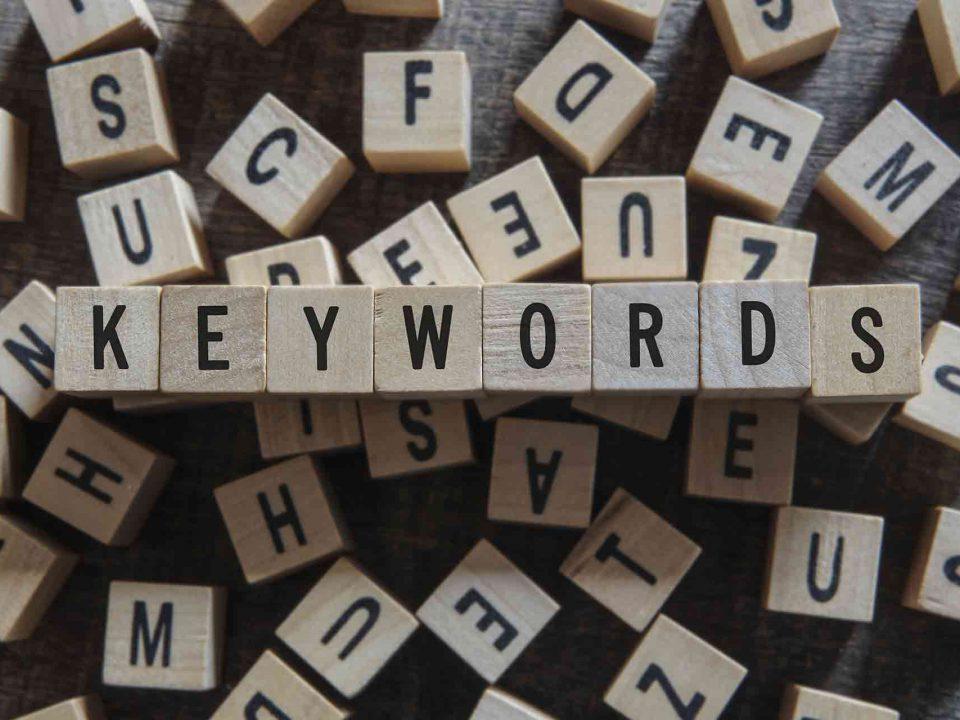 SEO Keyword Recherche